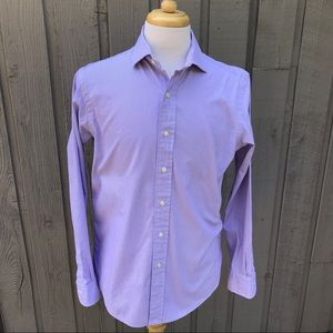 Polo Ralph Lauren Stripe Pastel 15 1/2 Shirt